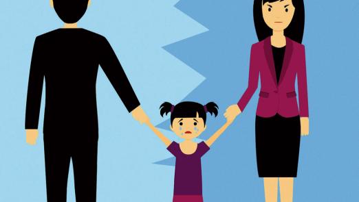 چگونه با فرزند طلاق رفتار کنیم