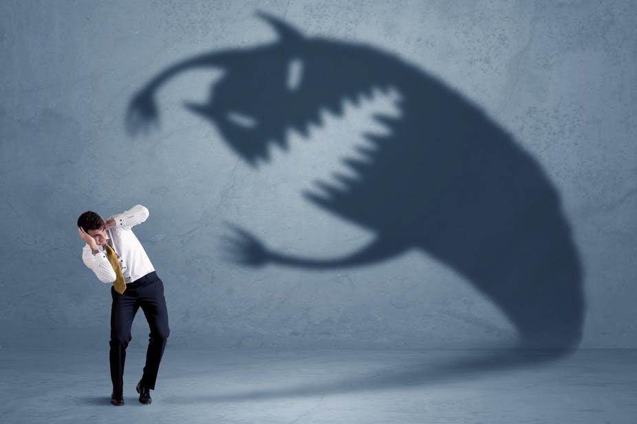 انواع اضطراب ترس