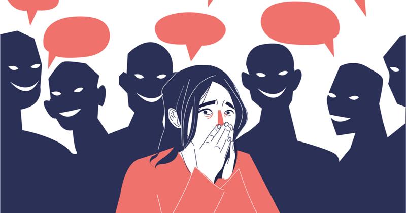 انواع اضطراب اضطراب اجتماعی