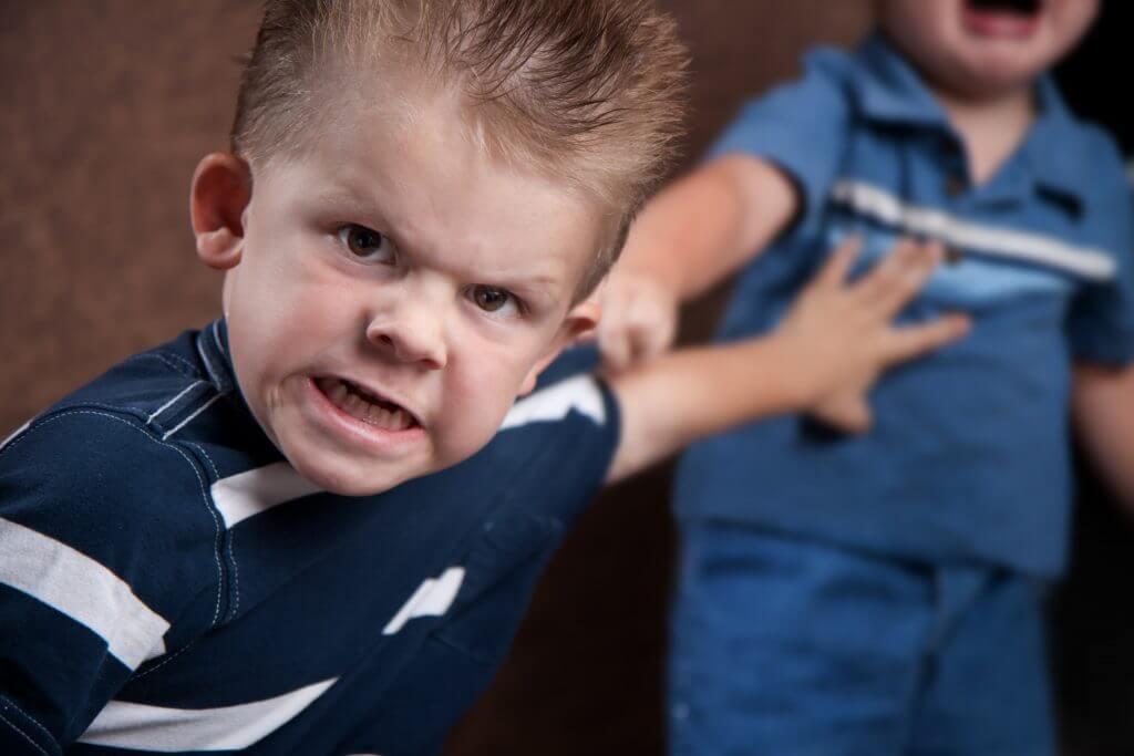 علل خشم در کودکان
