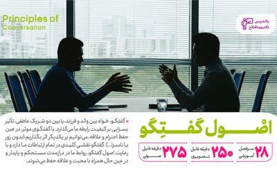 دوره اصول گفتگو و ارتباط موثر