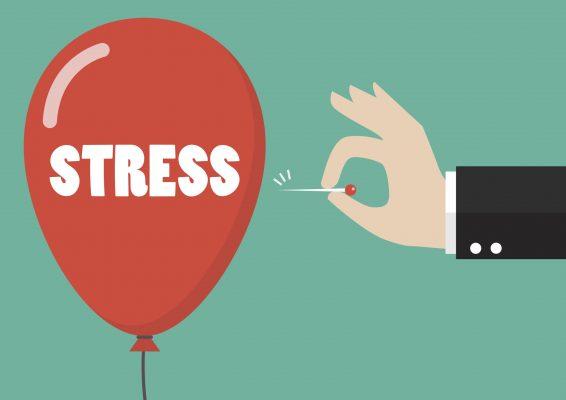 روش های کاهش استرس