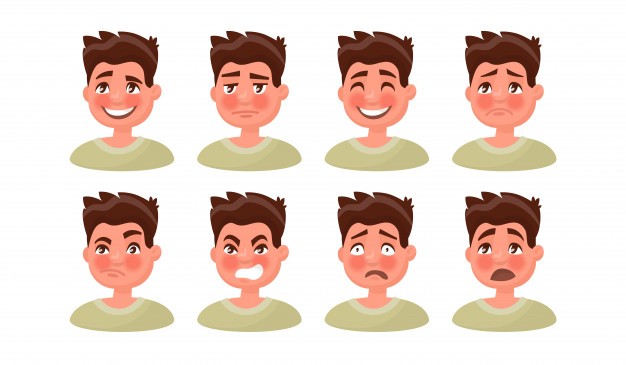 انواع احساسات