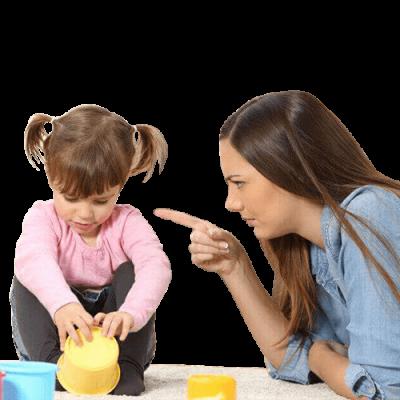 چگونه با فرزند لجباز رفتار کنیم