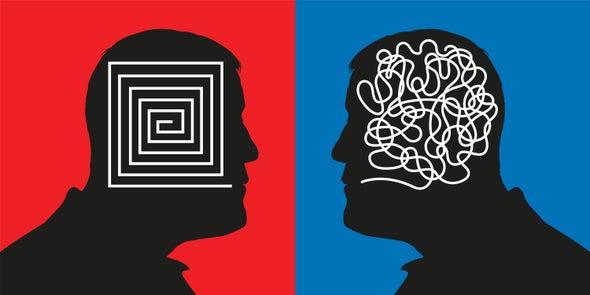 تفاوت رفتار منطقی و غیر منطقی