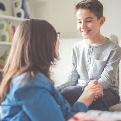 رفتار با پسران در سن بلوغ