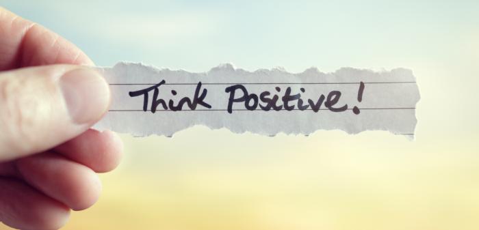ایجاد تفکر مثبت