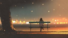 چرا همیشه احساس تنهایی میکنم