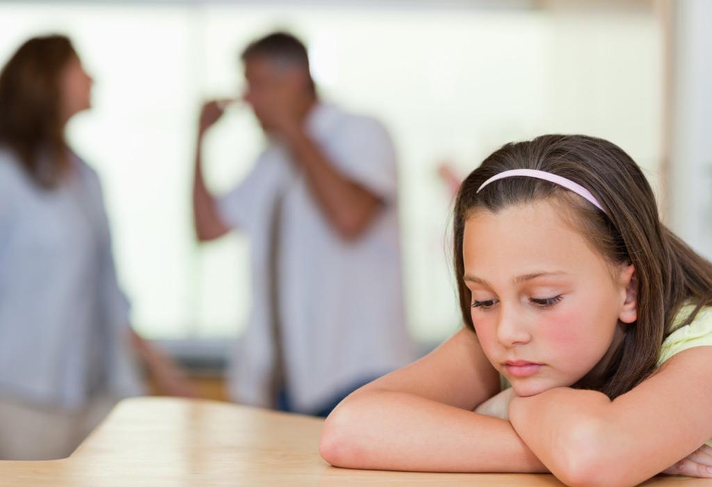 رفتار مناسب با کودکان طلاق