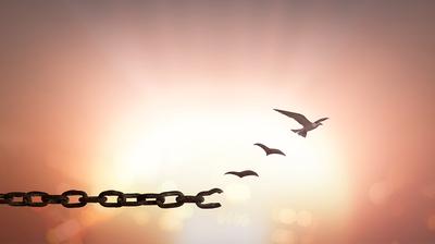 Chain-broken-link
