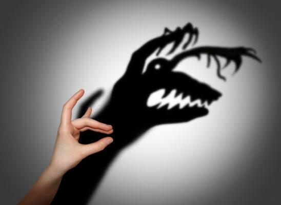 راه های مقابله با ترس