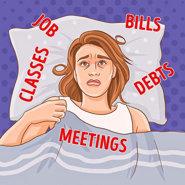 مدیریت اضطراب و استرس