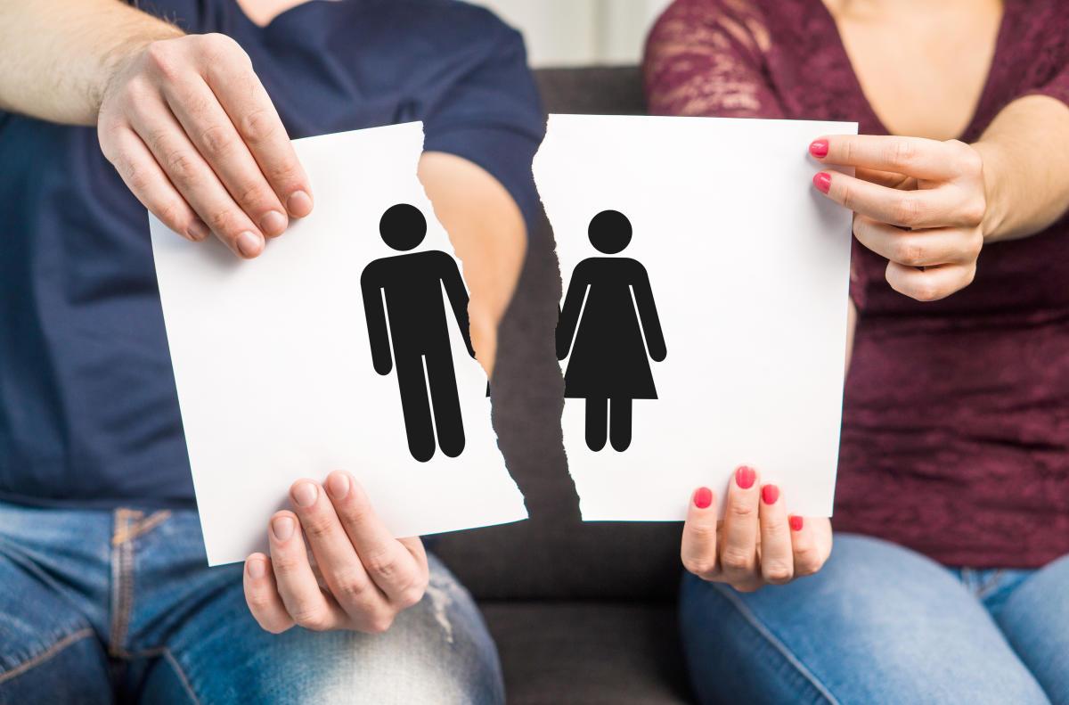قوانین دعوای زن و شوهر