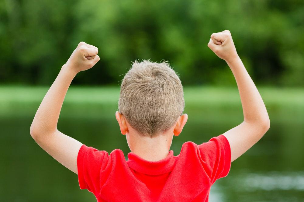 افزایش عزت نفس در کودکان