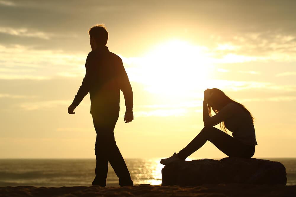 دلایل دور شدن مردها از زن ها