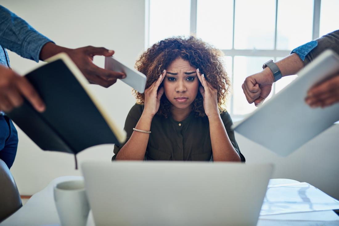 تفاوت اضطراب و استرس چیست؟