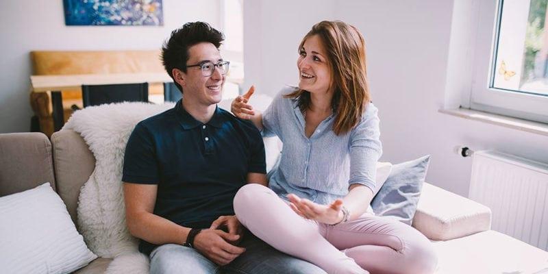 چگونه با همسرم حرف بزنم